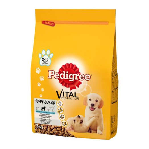 Pedigree Puppy VITAL PROTECTION Chicken and Rice