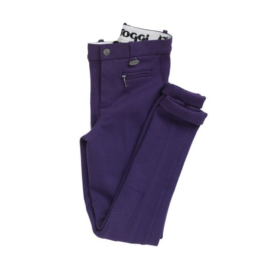 Toggi Showring Children's Jodhpurs Purple